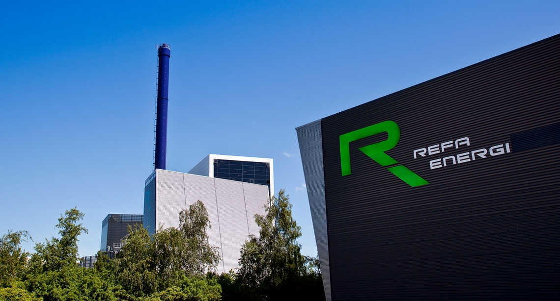 REFA Energi Holding A/S